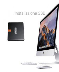 Velocizzare iMac Potenziare con SSD