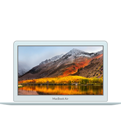 MacAir compatibile High Sierra
