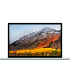 MacBook Pro compatibile High Sierra