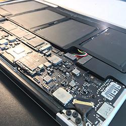 MacBook Air cambio HD