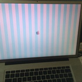 Problema scheda video macbook pro 15 2011